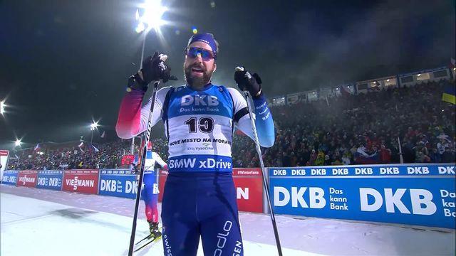Biathlon: Weger (SUI) 4e du sprint [RTS]