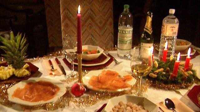 Décoration de Noël [RTS]