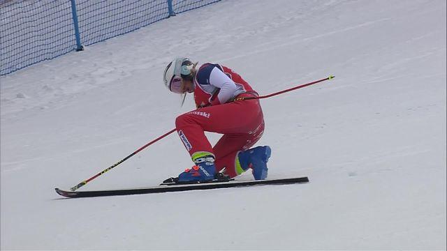 Innichen (ITA), ¼ de finale: chute pour Sanna Luedi qui s'arrête en 1-4 [RTS]