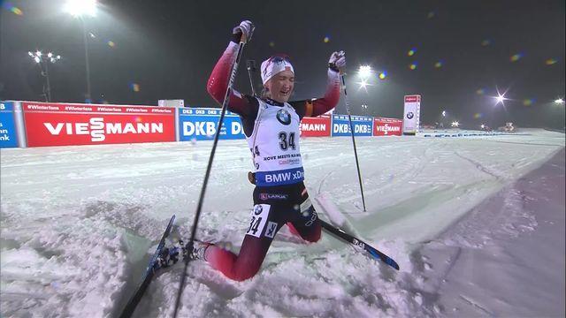 Nove Mesto (CZE), sprint dames: Marte Olsbu Roeiseland (NOR) s'impose devant Dahlmeier (GER) et Fialkova (SVK) [RTS]