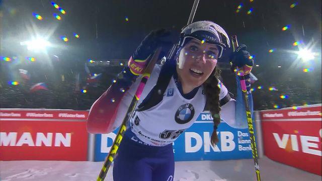 Nove Mesto (CZE), sprint dames: Lena Häcki termine au 5ème rang [RTS]