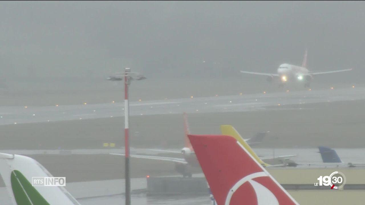 DRONES-Alors que Gatwick est à nouveau refermé, l'aéroport de Cointrin à Genève réclame plus de réglementations. [RTS]