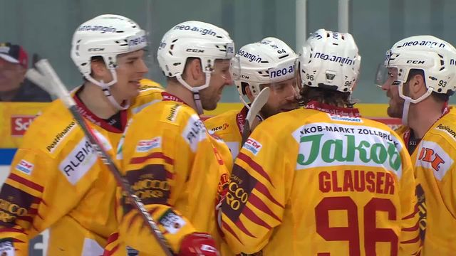 Hockey: 29e journée, Rapperswil - Langnau  (0-6) [RTS]