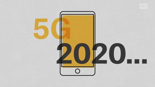 La 5G, un danger pour la santé ? [RTS]
