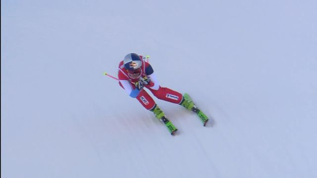 Innichen (ITA), petite finale dames: Fanny Smith remporte la petite finale [RTS]