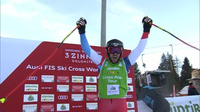 Innichen (ITA), finale messieurs: victoire de Berry Joos! [RTS]