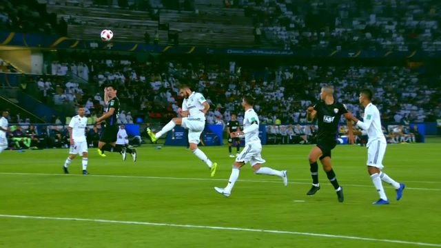 Finale, Real Madrid – Al Aïn (4-1): le Real s'impose et remporte la Coupe du monde des Clubs! [RTS]