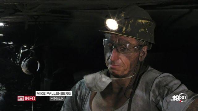 Plus d'un tiers de l'électricité allemande provient encore de l'exploitation du charbon. [RTS]