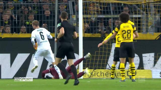 Football: Bundesliga, Dortmund - Mönchengladbach (2-1) [RTS]