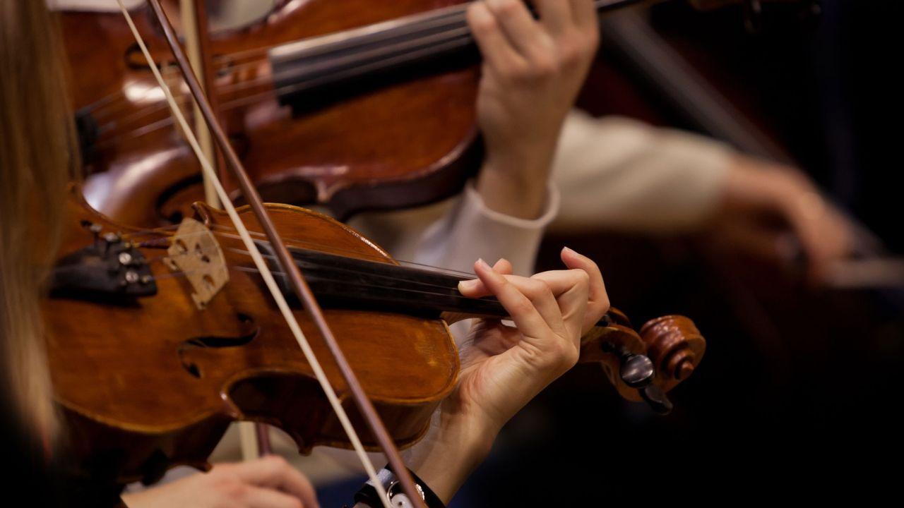 La vibration du violon émeut la plupart des gens. [furtseff - Fotolia]