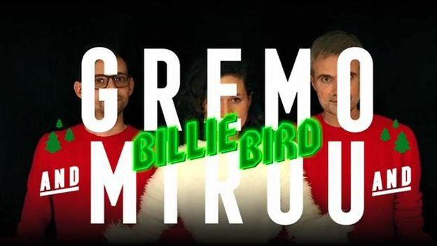 Joyeux Noel Techno.Clip Joyeux Noel Avec Gremo Et Mirou Radio Play Rts