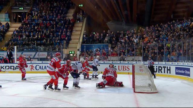 Coupe Spengler, HC Ocelari Trinec - HK Metallurg Magnitogorsk 1-2 tb: victoire des Russes aux penalties face aux Tchèques [RTS]