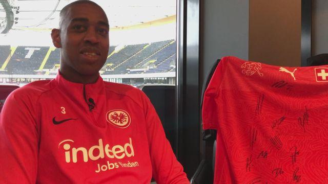 Football: Gelson Fernandes ouvre son carnet de souvenirs [RTS]