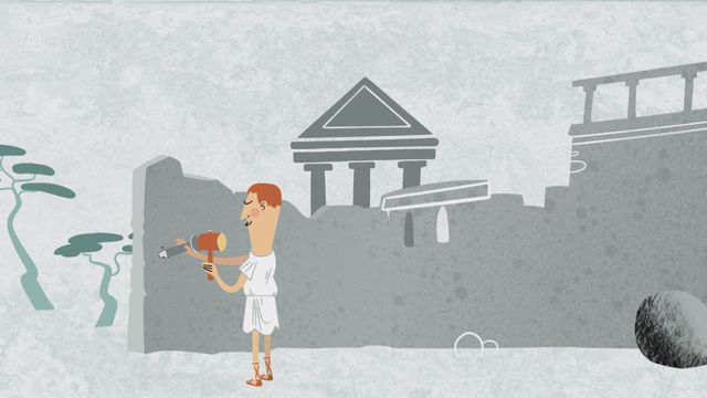 Paleofutur_02 - Les réseaux sociaux de la Rome Antique [RTS]