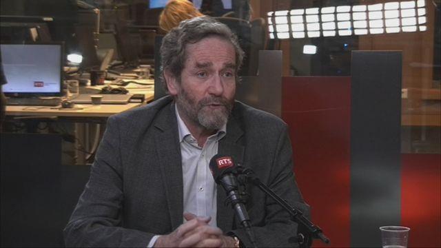 L'invité de Chrystel Domenjoz (vidéo) - Thierry Courvoisier, président de l'EASAC [RTS]