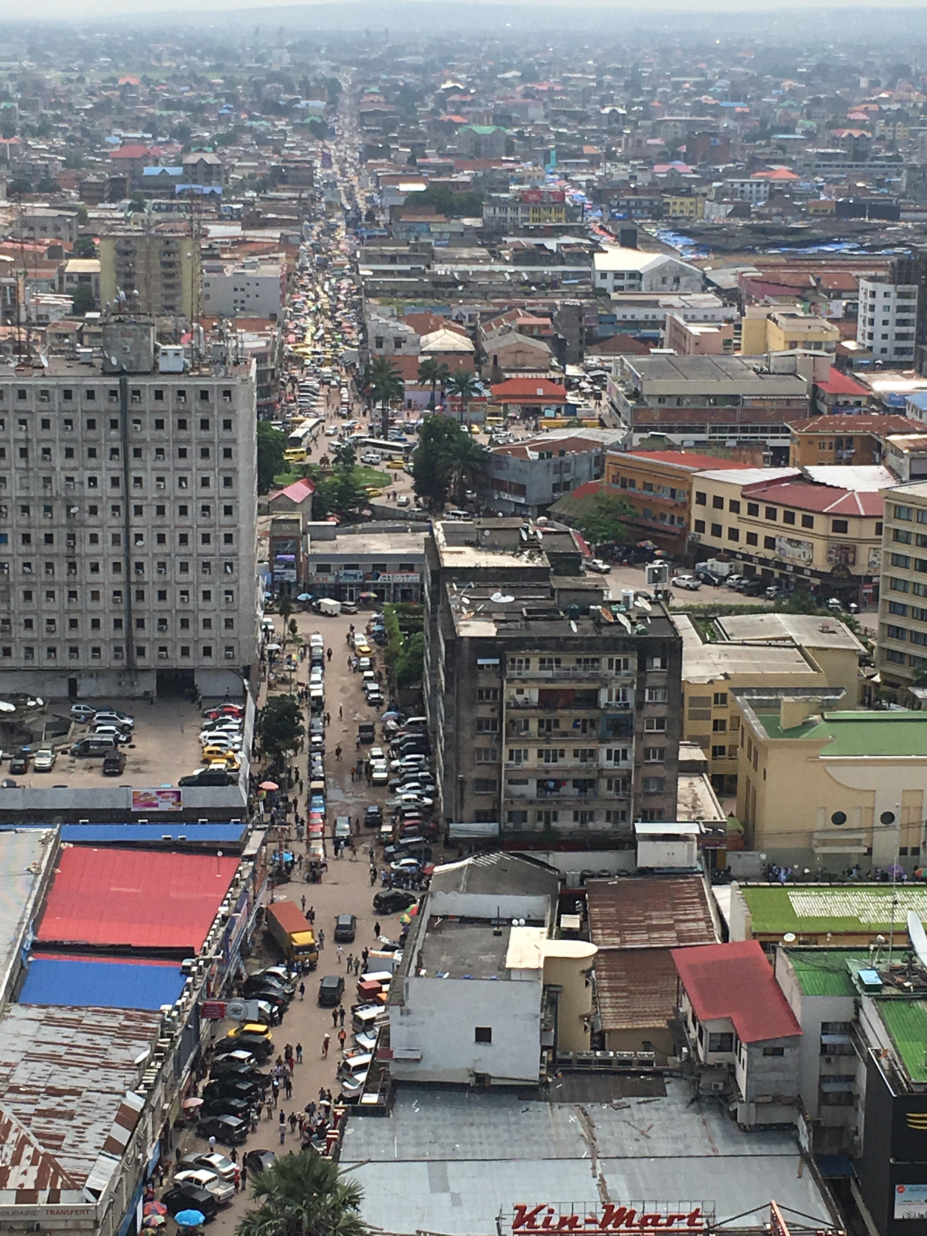 Rencontre Femme À Kinshasa
