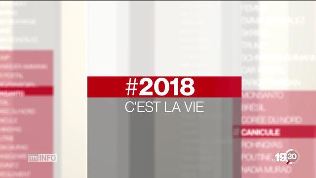 La revue 2018: Phénomènes de société et nouvelles tendances [RTS]