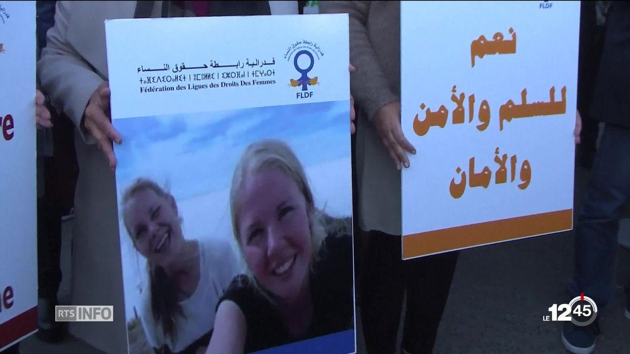 Meurtre au Maroc de deux Scandinaves, un Suisse arrêté à Marrakech pour complicité. [RTS]