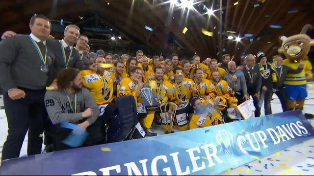 Finale, Team Canada - Kalpa Kuopio 1-2 tb: victoire des Finlandais s'imposent au bout du suspense [RTS]
