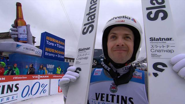 Garmisch: Ammann se qualifie avec un 41e rang [RTS]