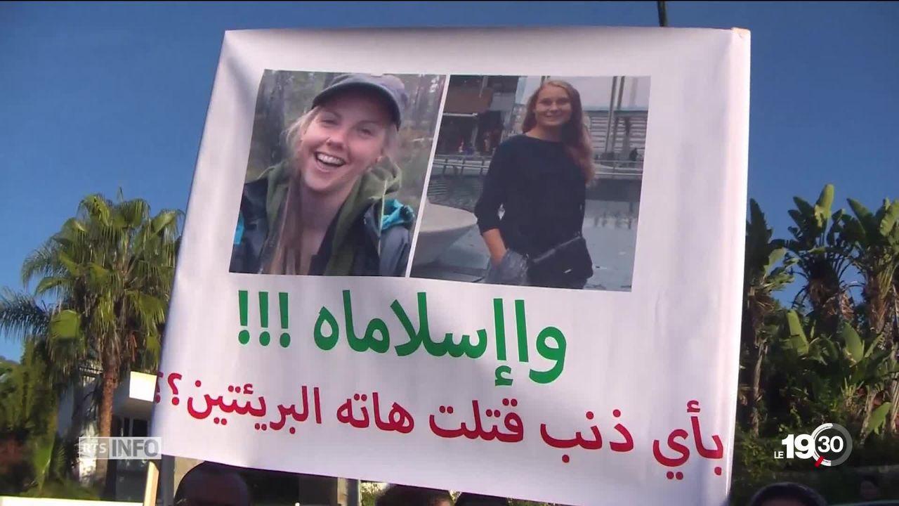 Un Genevois arrêté dans le cadre de l'enquête sur l'assassinat de deux touristes scandinaves au Maroc. [RTS]