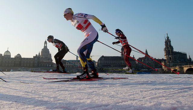 Ski nordique, championnats du monde Junior U23, Goms [Hendrik Schmidt - Keystone]