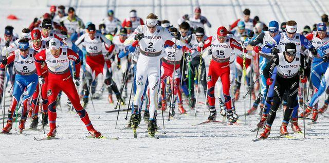Ski nordique 2019 [Peter Klaunzer - Keystone]