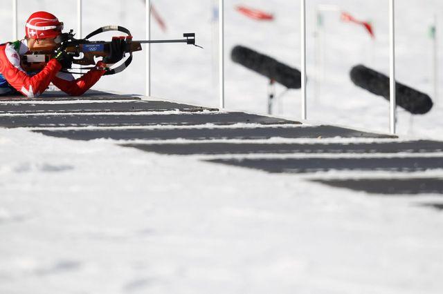 Biathlon 2019 [Peter Klaunzer - Keystone]