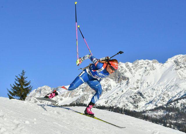 Biathlon 2019 [Barbara Gindl - Keystone]
