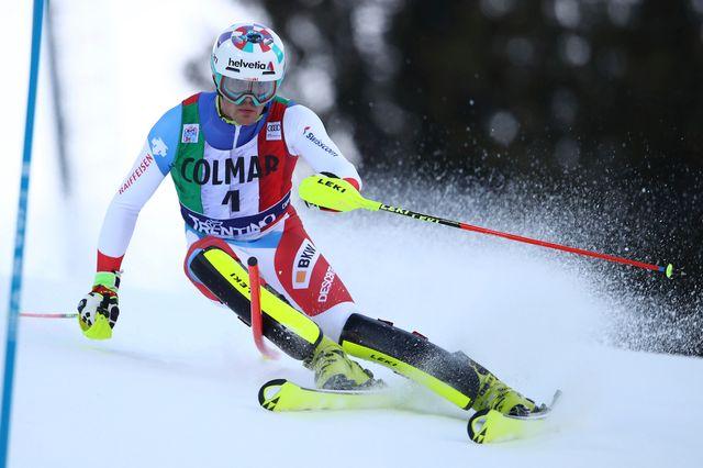 Slalom 2019 [Alessandro Trovati - Keystone]