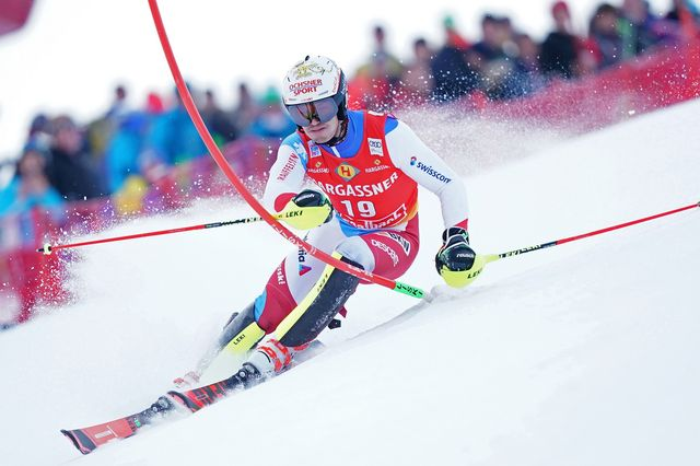 Slalom 2019 [CHRISTIAN BRUNA - Keystone]