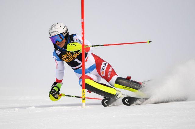 Slalom 2019 [Anders Wiklund - Keystone]