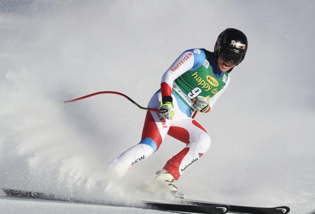 Ski alpin, coupe du monde, Lake Louise [FOTO: APA/EXPA/SM - Keystone]