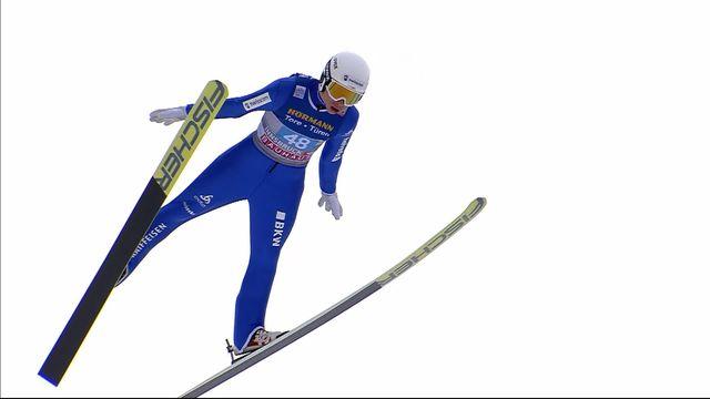 Innsbruck (AUT), tournée des 4 tremplins: pas de manche finale pour Andreas Schuler (SUI) [RTS]