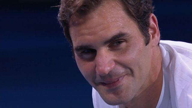 20 ans de carrière de Roger Federer [RTS]