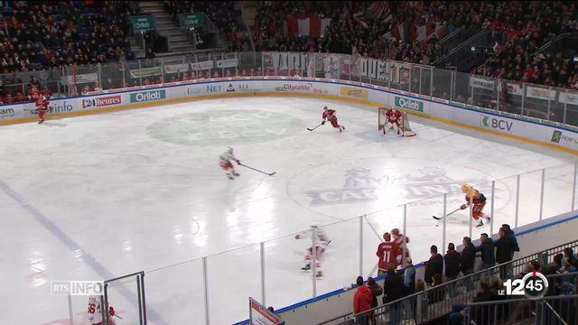 Au championnat suisse de hockey, les Romands sortent victorieux [RTS]