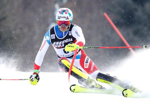 Daniel Yule a été le meilleur Suisse à Zagreb. [Antonio Bat - Keystone]