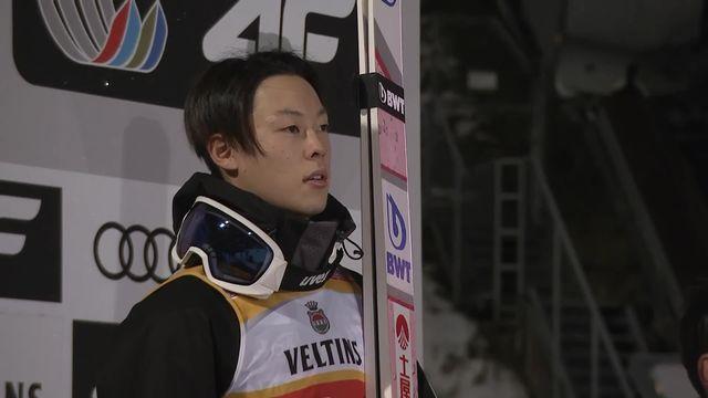 Saut à ski: Ryoyu Kobayashi réalise le Grand Chelem lors de la Tournée des Quatre Tremplins [RTS]