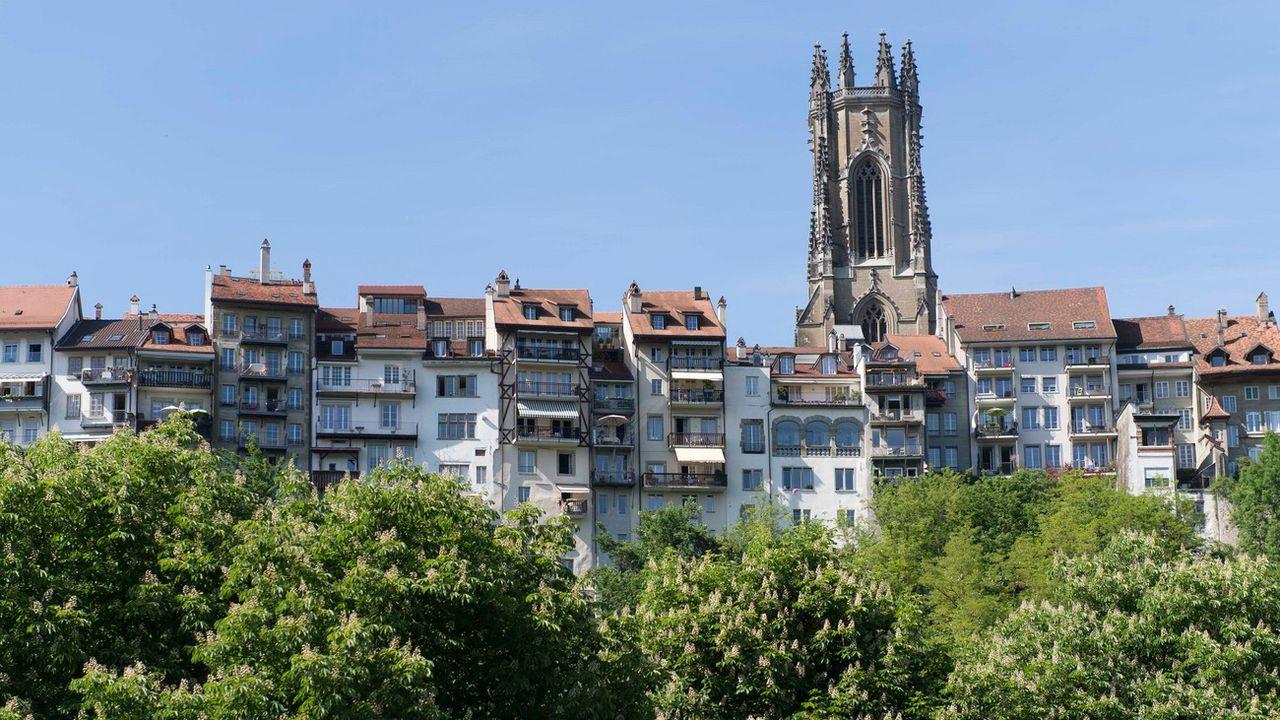 Le canton de Fribourg prend des mesures pour lutter contre les problèmes de santé mentale. [Thomas Delley - Keystone]