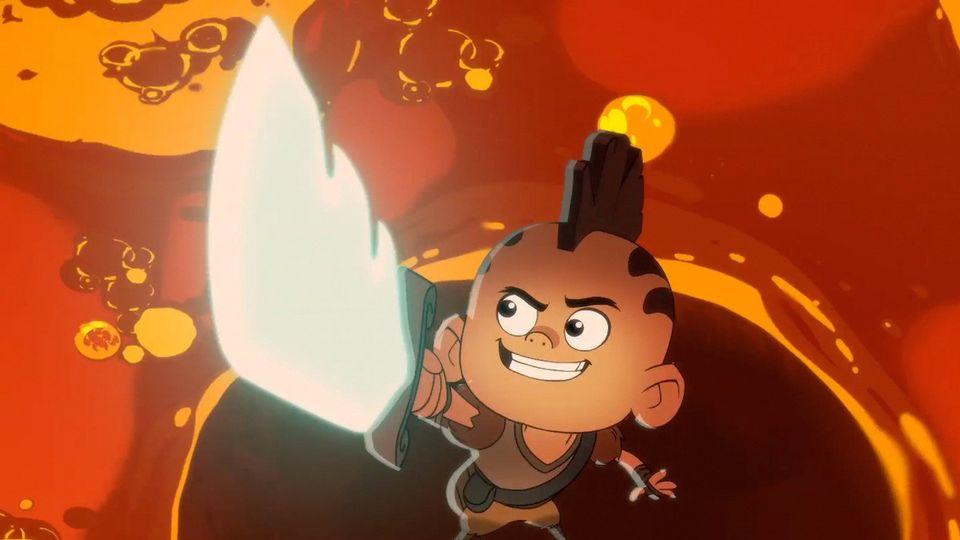 Niko et l'épée de Lumière [Amazon Studio]