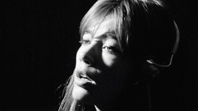 Françoise Hardy en 1965. [RTS]