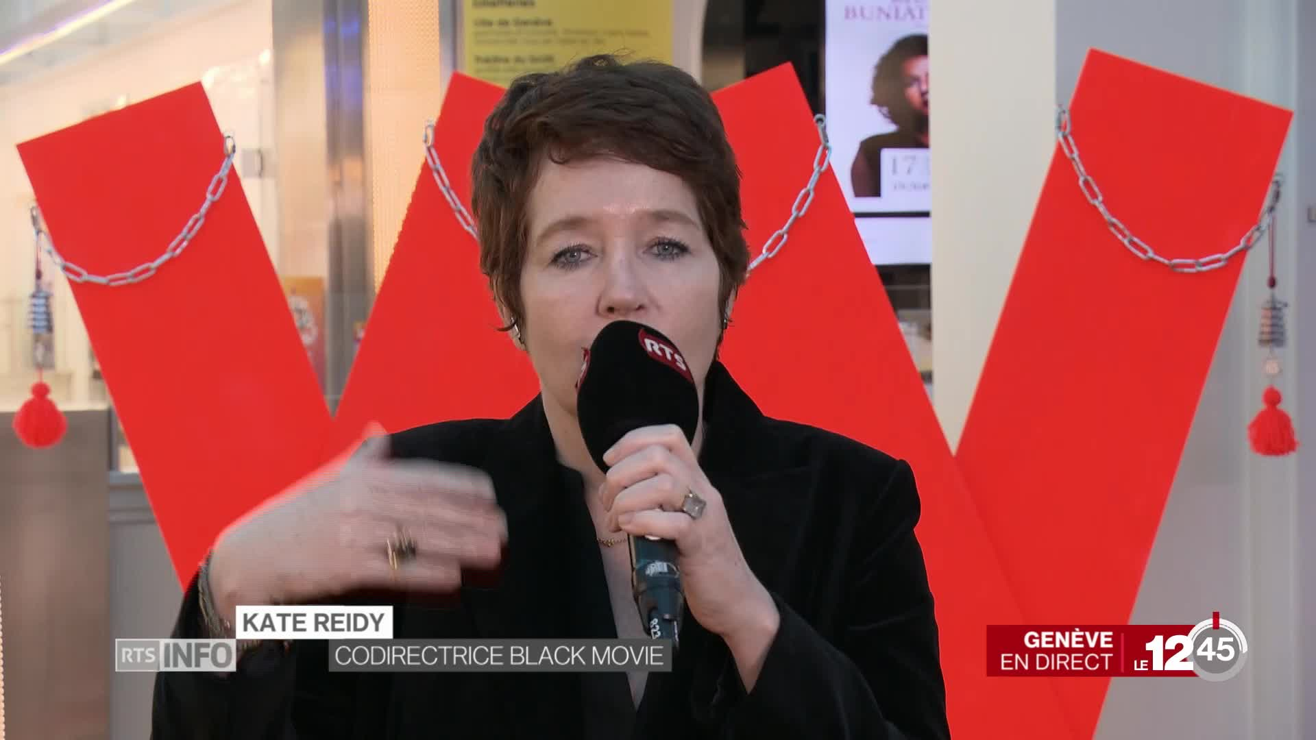 Kate Reidy, co-directrice du festival Black Movie, dévoile la programmation de la 20e édition