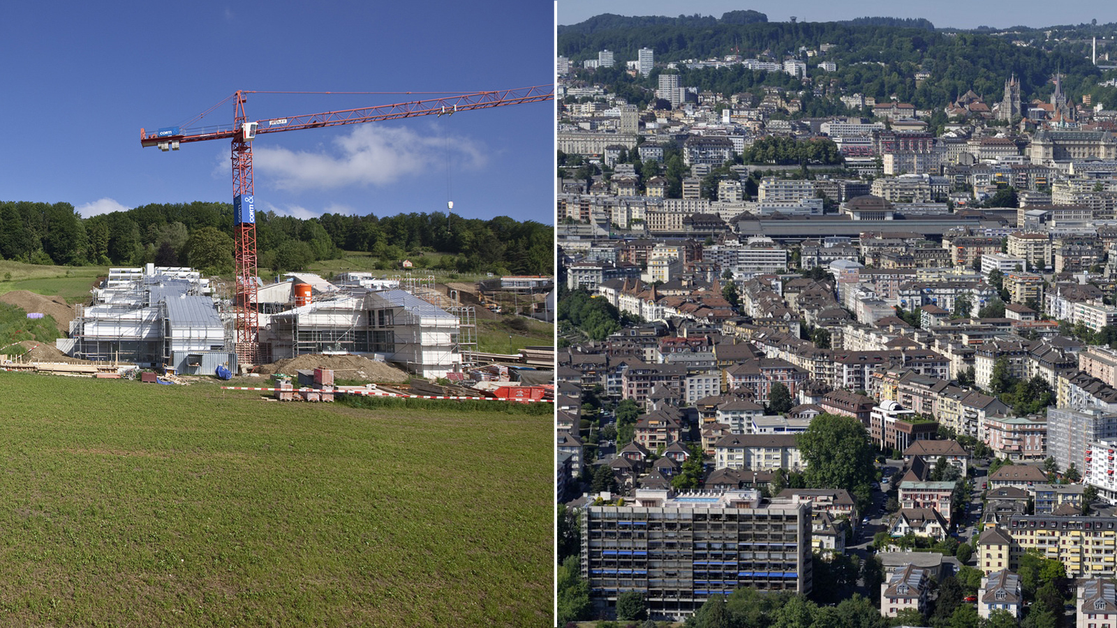 Mitage ou densification?