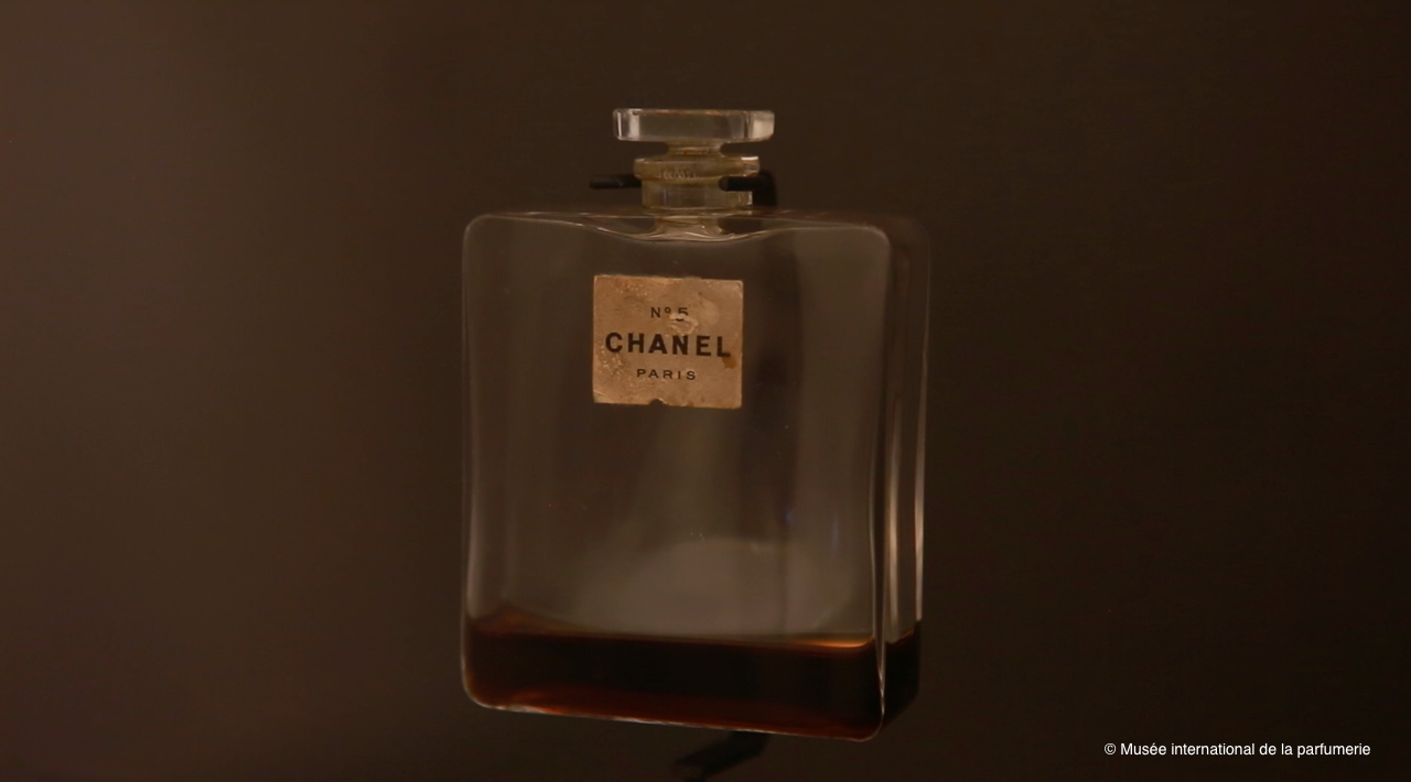 Le Chanel N°5 et son flacon