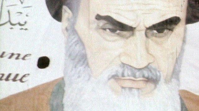 Le 1er février 1979, l'ayatollah Khomeiny arrive à Téhéran. [RTS]