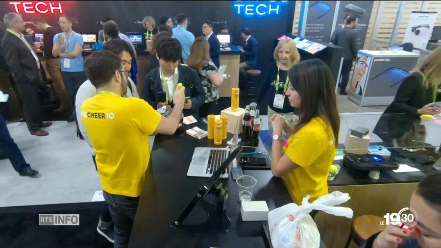 Dix-huit start-up romandes au premier pavillon suisse du CES à Las Vegas
