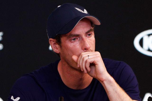 Les problèmes de hanche poussent Murray à prendre sa retraite en 2019. [Daniel Pockett - EPA/Keystone]