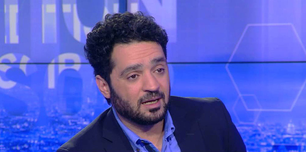 Wassim Nasr, journaliste à France 24.