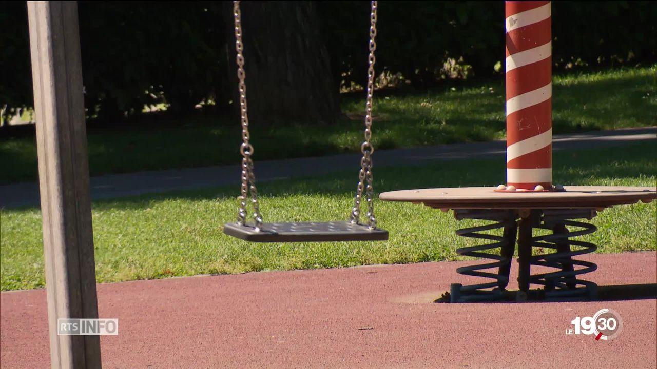 Affaire de pédophilie: Une vingtaine de fillettes ont été abusées lors de camps de vacances organisés par Caritas. [RTS]