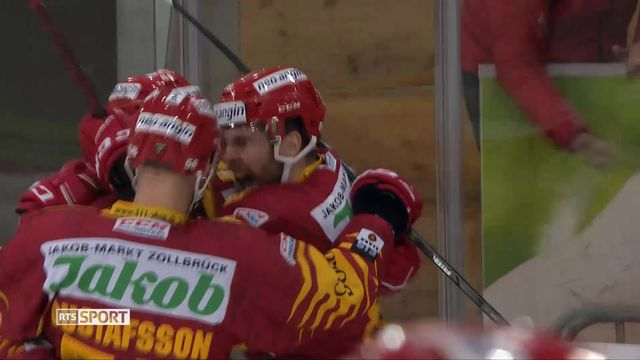 National League, 34e journée: Langnau - Bienne (4-0) [RTS]